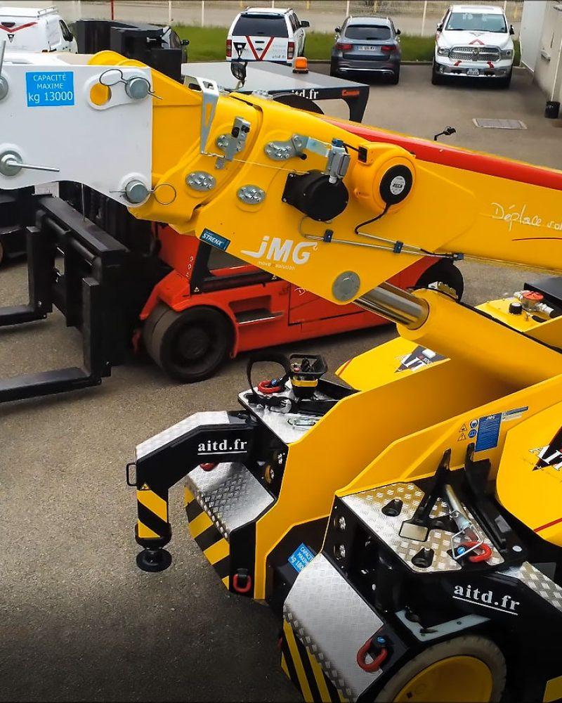 AITD nos machines outils